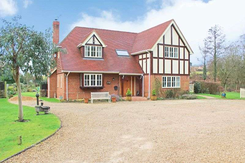 4 Bedrooms Detached House for sale in Sherfield English