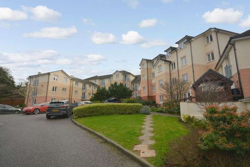 1 Bedroom Retirement Property for sale in Admirals Court, Exmouth, EX8 2BH