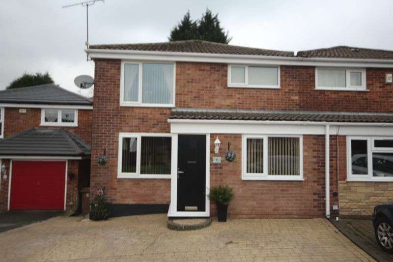4 Bedrooms Semi Detached House for sale in OVERDELL DRIVE, Shawclough, Rochdale OL12 6DU