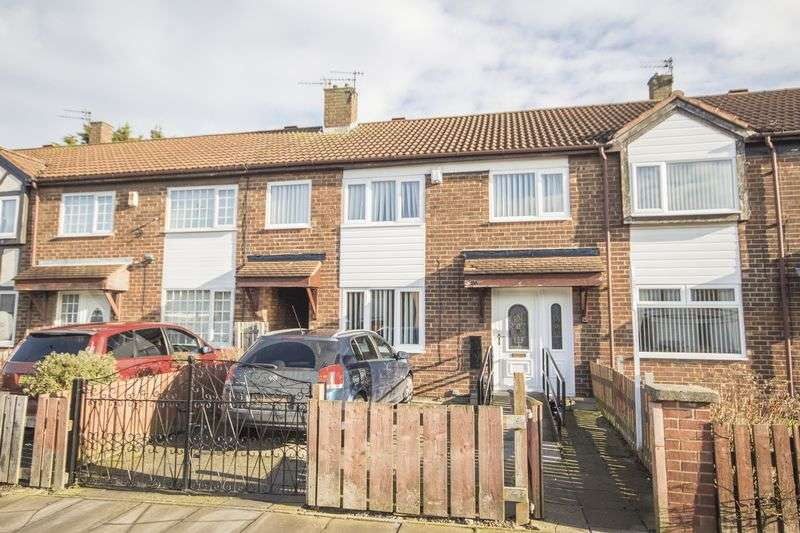 3 Bedrooms Terraced House for sale in Somerset Road, Grangetown, Middlesbrough, TS6 7NW