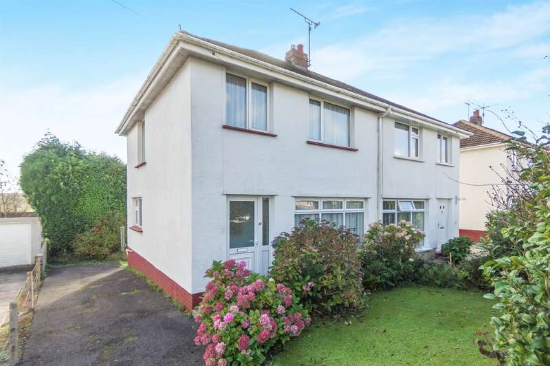 3 Bedrooms Semi Detached House for sale in Broadmead, Killay, Swansea