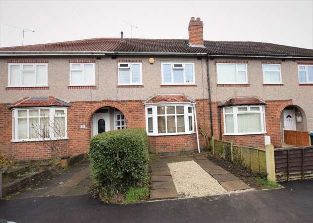 3 Bedrooms Terraced House for sale in Larch Tree Avenue, Coventry, CV4