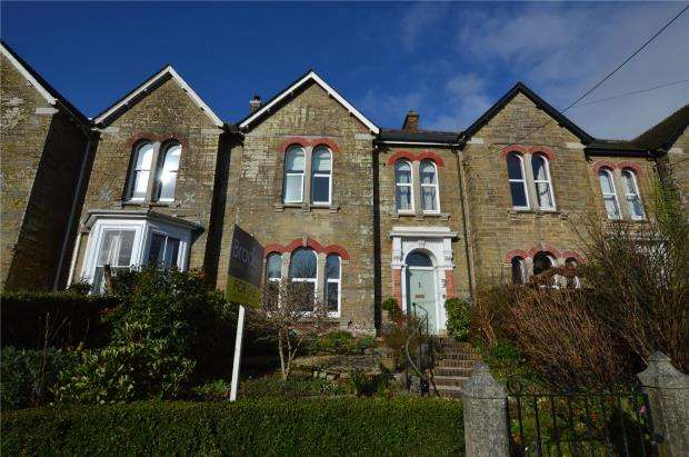 5 Bedrooms Terraced House for sale in Manley Terrace, Liskeard, Cornwall