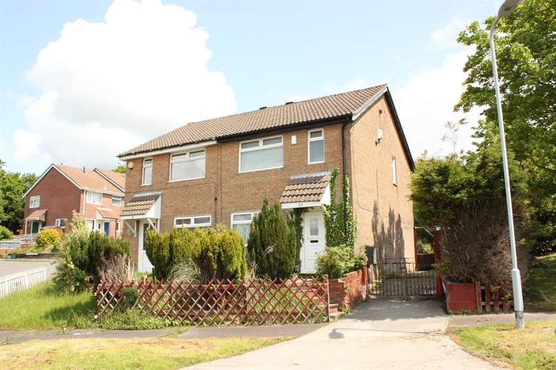 3 Bedrooms Semi Detached House for sale in Bronwydd, Birchgrove, Swansea