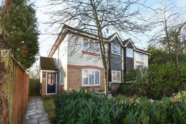 1 Bedroom Terraced House for sale in Milward Gardens, BINFIELD, Berkshire