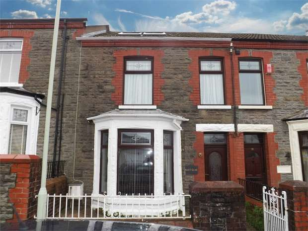 5 Bedrooms Terraced House for sale in Column Street, Treorchy, Mid Glamorgan