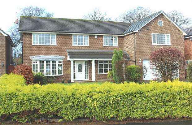 5 Bedrooms Detached House for sale in Haydock Park Gardens, Newton-le-Willows, Merseyside