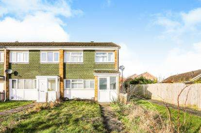 3 Bedrooms End Of Terrace House for sale in Parkfield, Letchworth Garden City, Hertfordshire