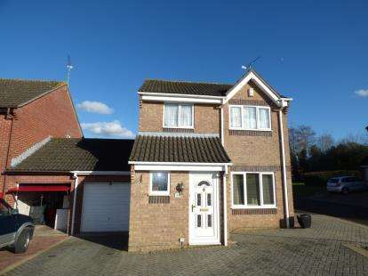3 Bedrooms Detached House for sale in Olive Grove, Rodbourne Cheney, Swindon, Wiltshire