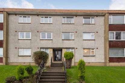 2 Bedrooms Flat for sale in Glenside Crescent, West Kilbride