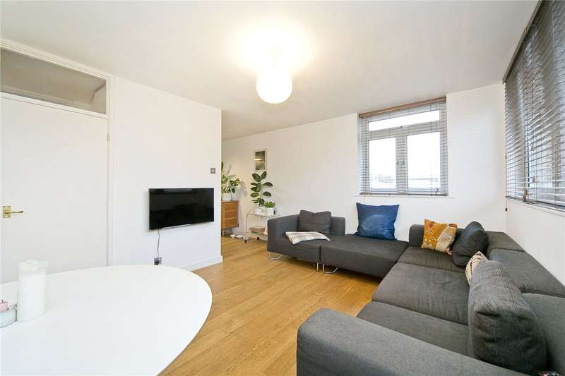 2 Bedrooms Flat for sale in Weymouth Terrace, Shoreditch, E2