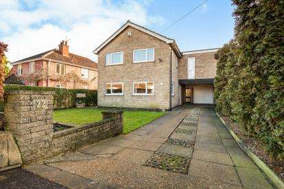 5 Bedrooms Link Detached House for sale in Norwich, Norfolk