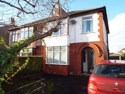 3 Bedrooms Semi Detached House for sale in Cadley Causeway, Fulwood, Preston, Lancashire