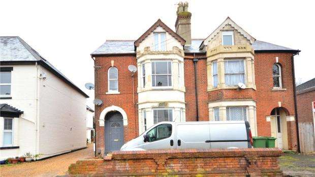 1 Bedroom Apartment Flat for sale in Cromwell Road, Basingstoke, Hampshire