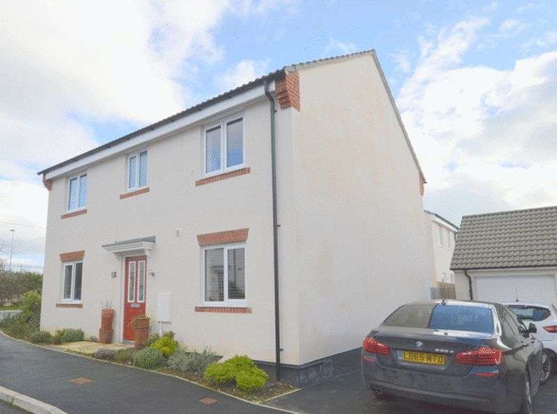 4 Bedrooms Detached House for sale in Brewery Drive, St Austell