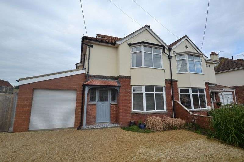 4 Bedrooms Semi Detached House for sale in Midway between Clevedon Town Centre and Sea Front