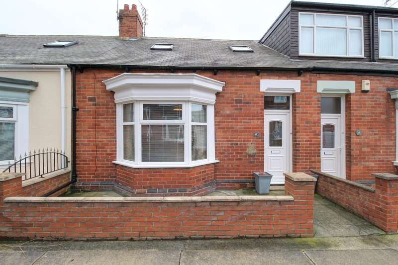 3 Bedrooms Cottage House for sale in Inverness Street, Sunderland, SR6 9RU