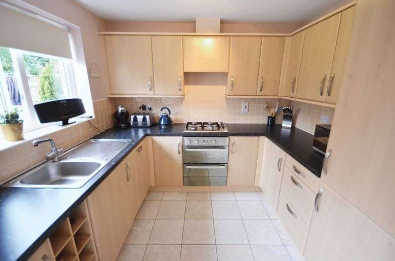 4 Bedrooms House for sale in 2 Redshank Place, Horbury, Wakefield, WF4 5NY