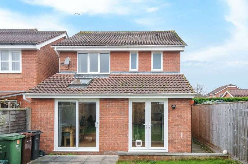3 Bedrooms Detached House for sale in Gibson Close, Abingdon