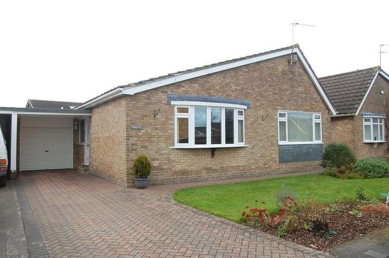 3 Bedrooms Detached Bungalow for sale in Priory Way, Ingleby Arncliffe, Northallerton