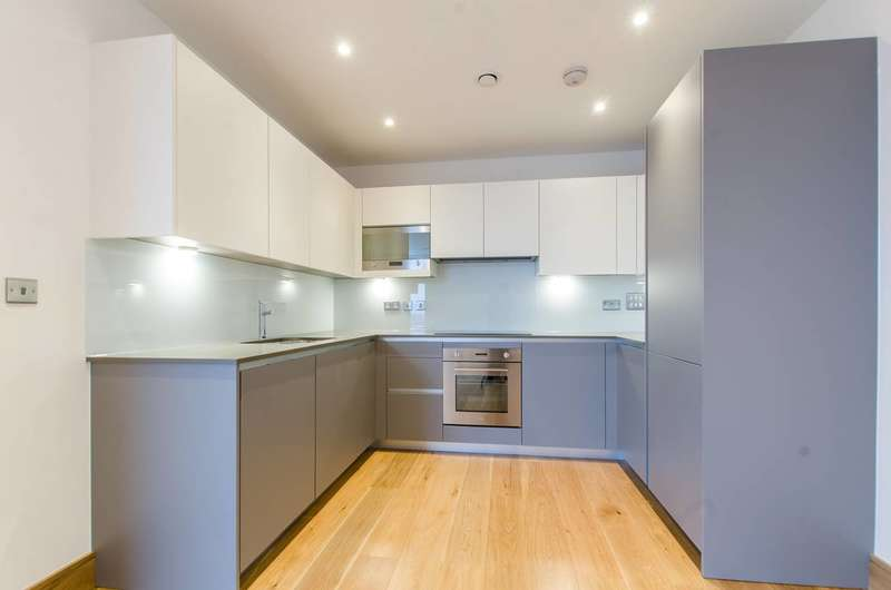 1 Bedroom Flat for sale in The Fusion, Shoreditch, E1