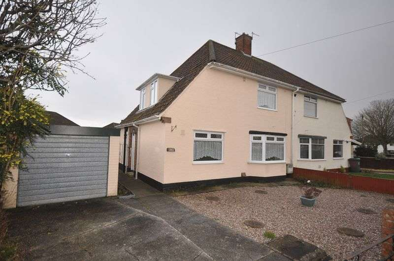 3 Bedrooms Semi Detached House for sale in Lees Hill Kingswood