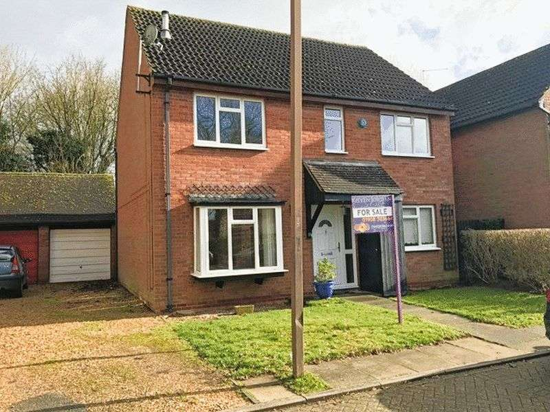 4 Bedrooms Detached House for sale in Bradwell Village, Milton Keynes