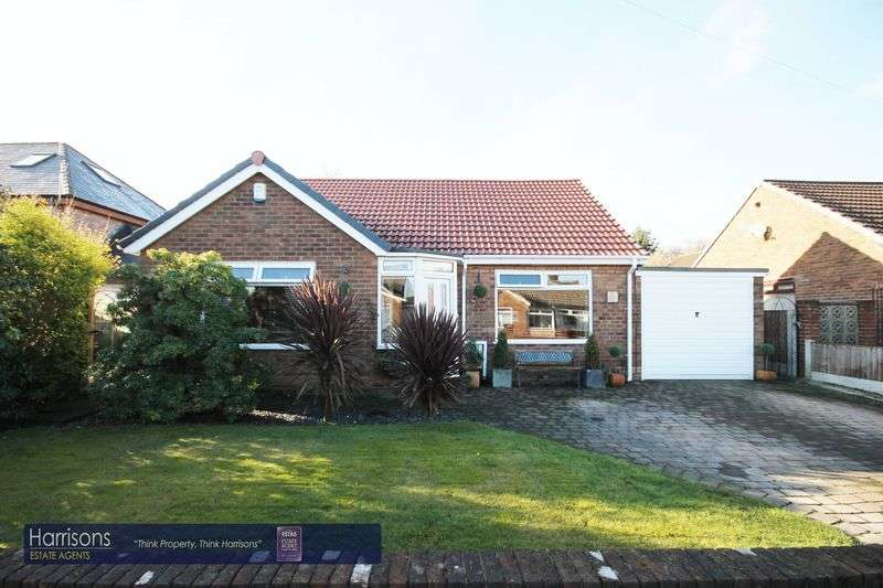 3 Bedrooms Detached Bungalow for sale in Reynolds Close, Over Hulton, Bolton, Lancashire.