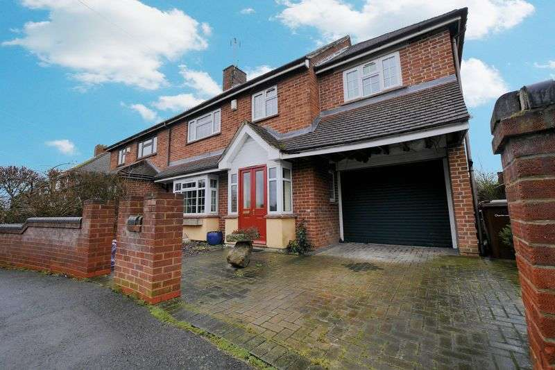 3 Bedrooms Semi Detached House for sale in SANDFORD-ON-THAMES