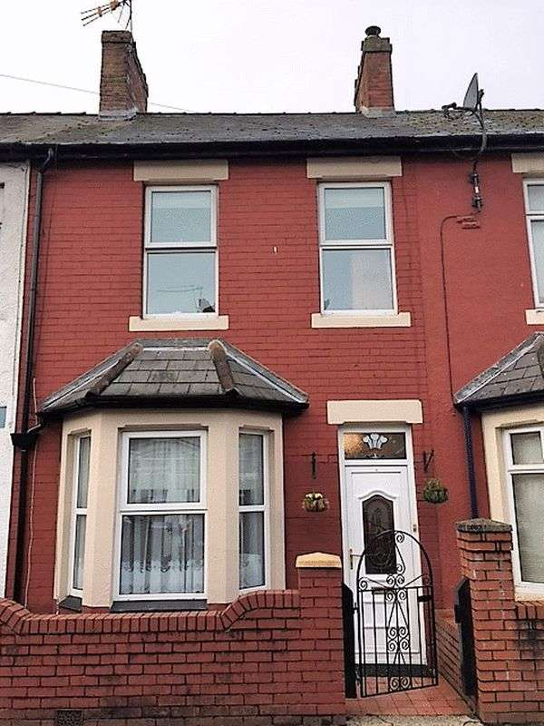 2 Bedrooms Terraced House for sale in Ross Street, Newport