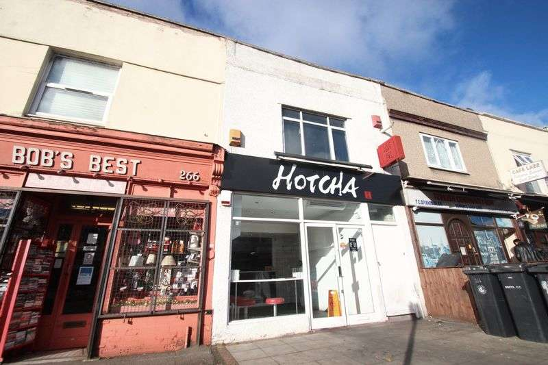 2 Bedrooms Property for sale in Gloucester Road, Bristol