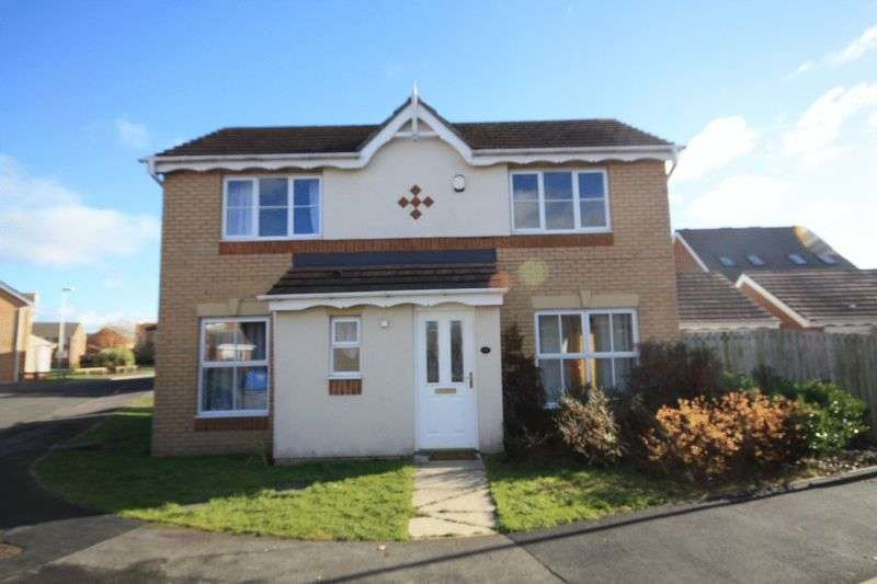 3 Bedrooms Detached House for sale in Southmoor Close, Moorfields, Darlington