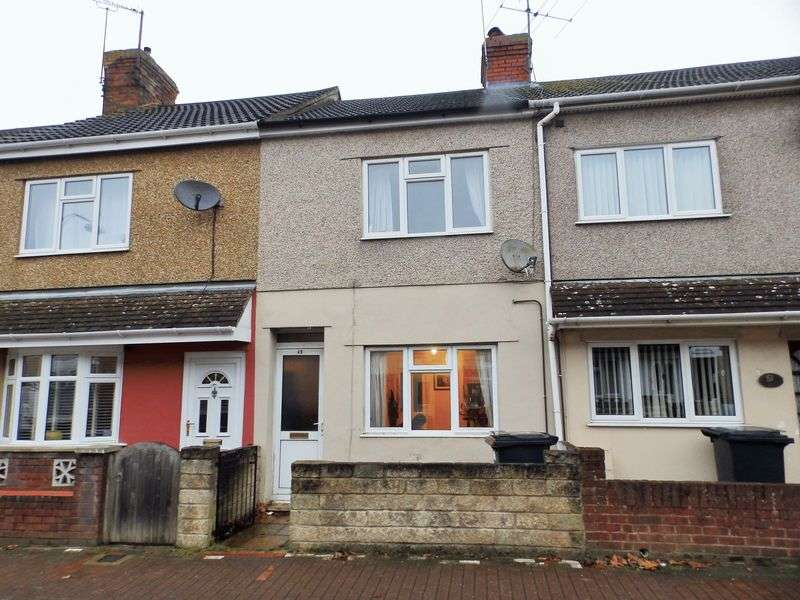 2 Bedrooms Terraced House for sale in Edinburgh Street, Gorse Hill, Swindon
