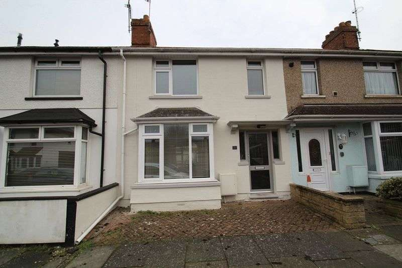 2 Bedrooms Terraced House for sale in Wembley Street, Swindon
