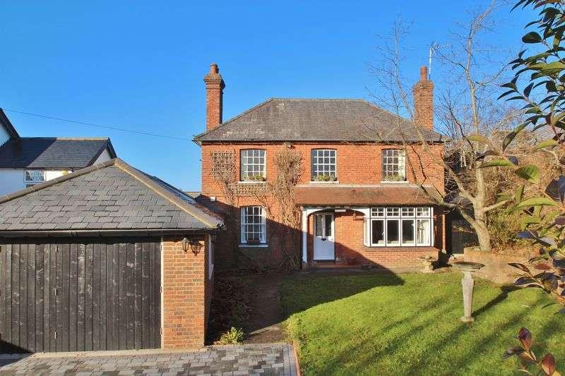 4 Bedrooms Detached House for sale in Central Wadhurst