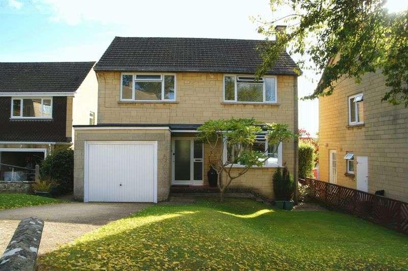 3 Bedrooms Detached House for sale in Duncan Gardens, Upper Weston, Bath, BA1
