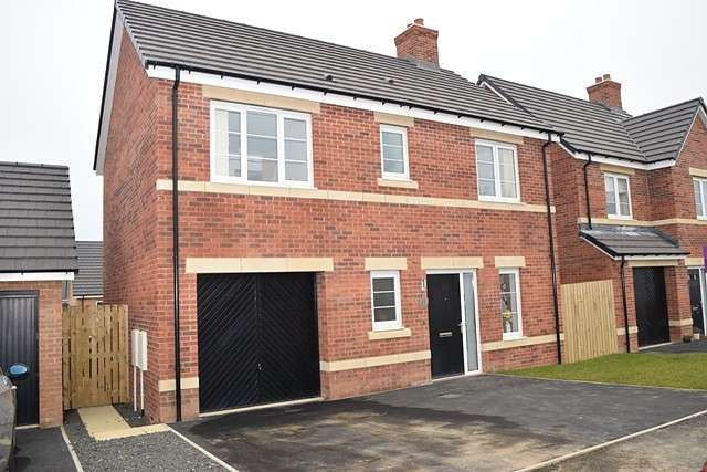 3 Bedrooms House for sale in Northwood Drive, Browney, Durham