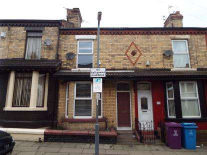 3 Bedrooms Terraced House for sale in August Road, Liverpool, Merseyside, England, L6