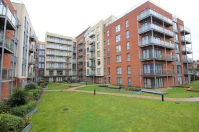 1 Bedroom Apartment Flat for sale in Town Centre, Hemel Hempstead