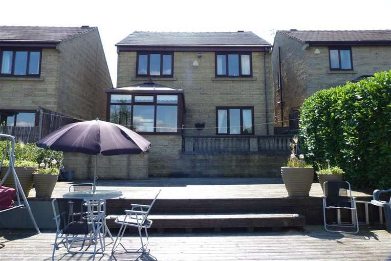 4 Bedrooms Property for sale in 9, Yorkstone, Crosland Hill, Huddersfield