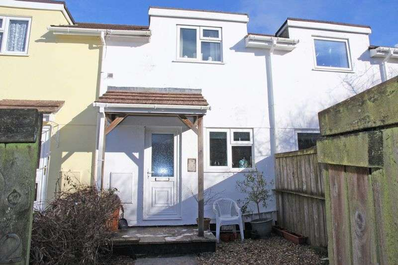 2 Bedrooms Terraced House for sale in Bosworgey Close, St Columb