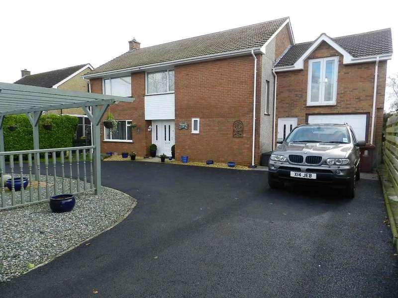 4 Bedrooms Detached House for sale in Haven Road, Haverfordwest, Pembrokeshire