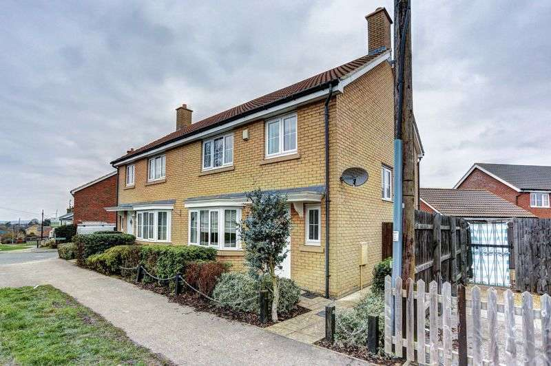 3 Bedrooms Semi Detached House for sale in West End, Haddenham
