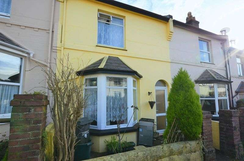 2 Bedrooms Mews House for sale in WILLICOMBE ROAD, PAIGNTON.