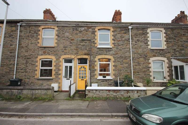 2 Bedrooms Terraced House for sale in Treefield Road, Clevedon