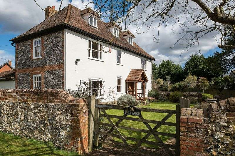 5 Bedrooms Detached House for sale in Peppard Common, Henley-On-Thames