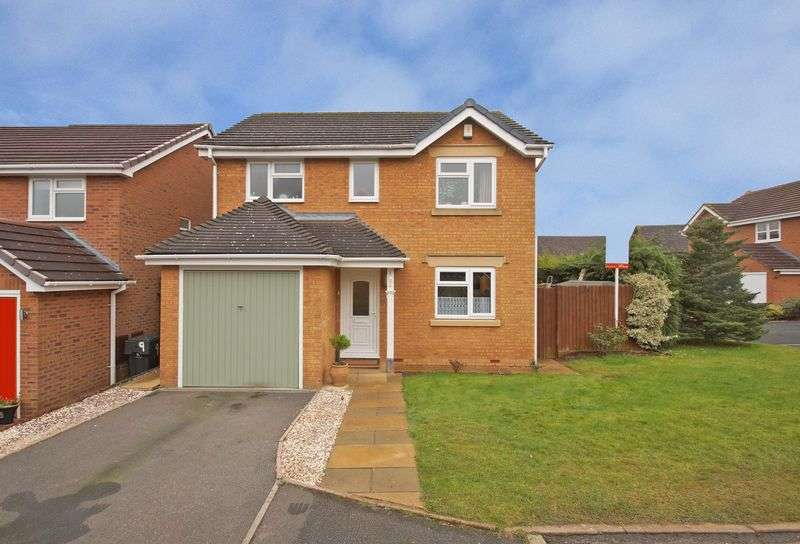 4 Bedrooms Detached House for sale in Guys Walk, Lea Park, Bromsgrove