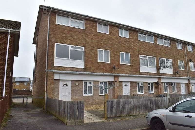 2 Bedrooms Flat for sale in Faircross Close, Southampton