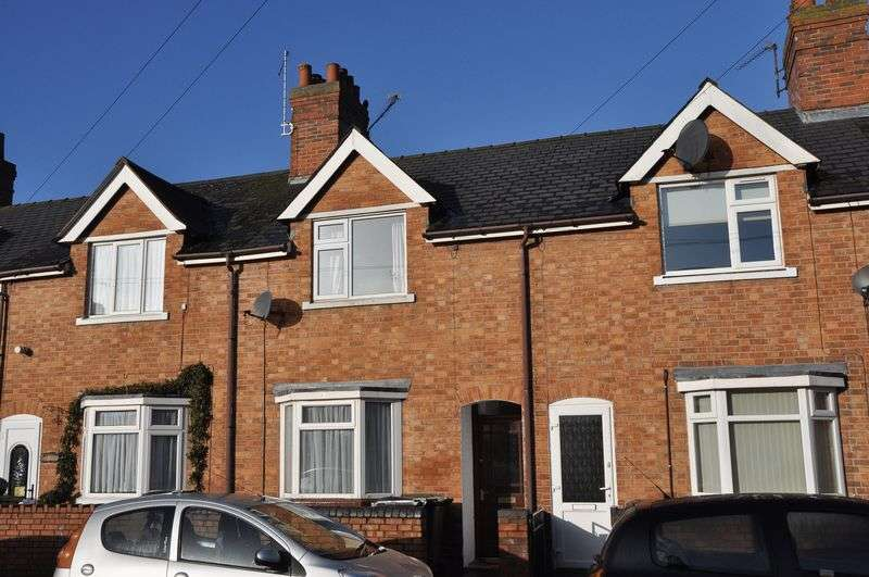 3 Bedrooms Terraced House for sale in Coronation Street, Evesham, WR11 3DA