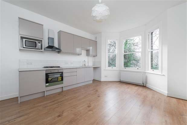 2 Bedrooms Flat for sale in Venner Road, London